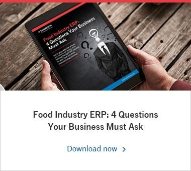 Food Industry ERP: 4 Questions Your Business Must Ask