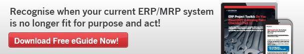 ERP Project Toolkit: Do you need ERP? A Growing Pains Checklist