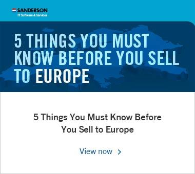 5 Things You Must Know Before You Sell To Europe