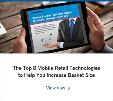 The Top 8 Mobile Retail Technologies to Help You Increase Basket Size