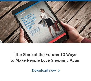 The Store of the Future: 10 Ways to Make People Love Shopping Again
