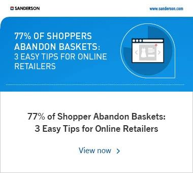 77% of Shopper Abandon Baskets: 3 Easy Tips for Online Retailers
