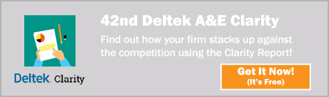 Link to download the 42nd Deltek A&E Clarity Report