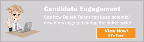Deltek Talent Candidate Engagement link to demo
