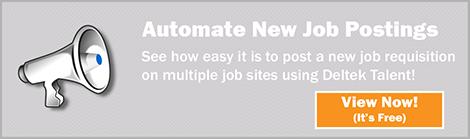 Automate Job Postings