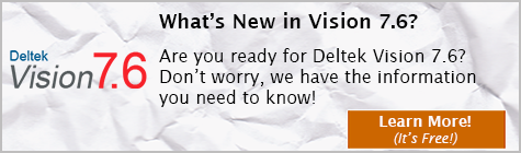 Deltek Vision 7.6