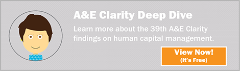 39th Annual Deltek A&E Clarity Report Deep Dive Into Human Capital Management