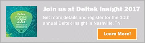 Deltek Insight 2017