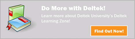 Deltek Learning Zone
