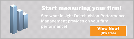 Deltek Vision Performance Management