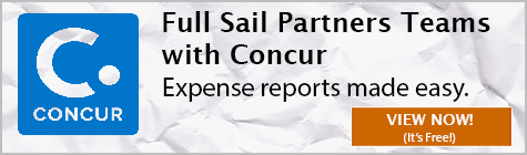 Full Sail Partners teams up with Concur