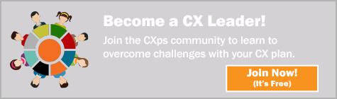 Join the CXps Community