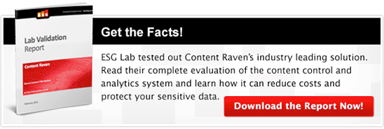 Report: Content Raven ESG Lab Validation