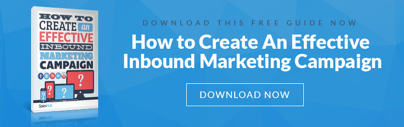 How to Create an Effective Inbound Marketing Campaign