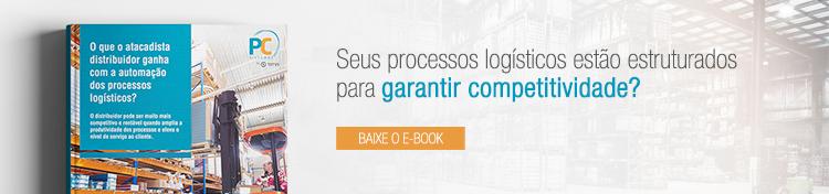 Seus processos logísticos estão estruturados para garantir competitividade? - Baixe e descubra