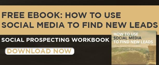 Free eBook: How to Use Social Media to Find Leads
