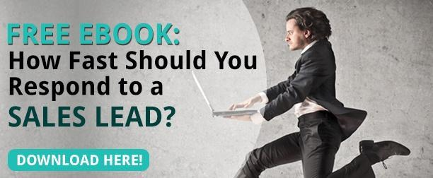 Free eBook: How Fast Should You Respond to a Sales Lead
