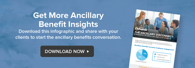 Get More Ancillary Benefit Insights
