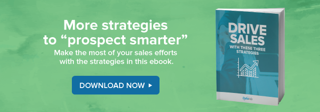 """More Strategies to """"Prospect Smarter"""""""
