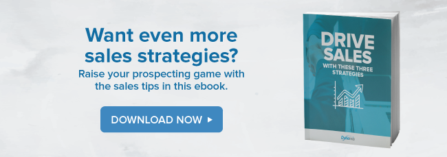 Want even more sales strategies?
