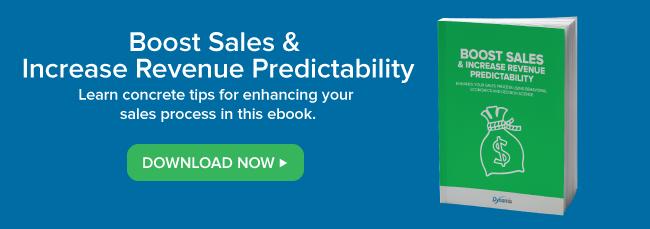Boost Sales & Increase Revenue Predictability