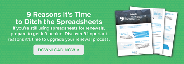9 Reasons it's time to ditch the spreadsheets
