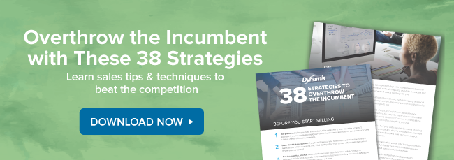 Overthrow the Incumbent with these 38 strategies