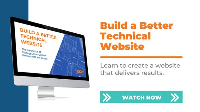 build a better website cta