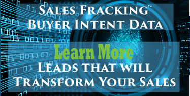 buyer intent data for powerful sales leads