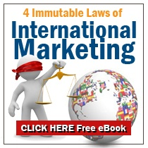 4 Immutable Laws of International Marketing