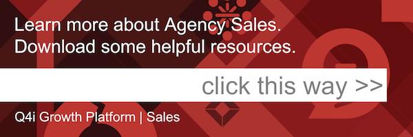 Insurance Agency Sales | Q4i Growth Platform