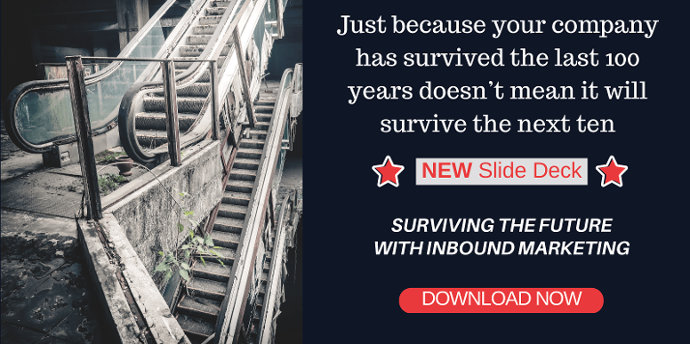 Surviving The Future WIth Inbound Marketing