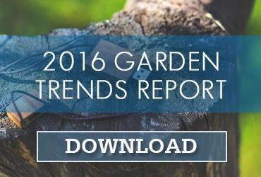 2016 Garden Trends Report