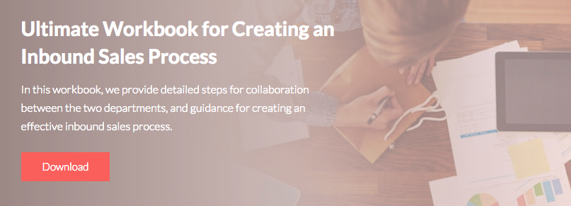 ultimate workbook for creating an inbound sales process