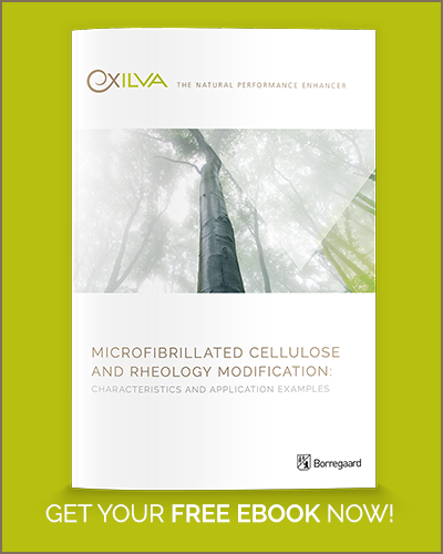 Download our free e-book: MFC and Rheology Modification