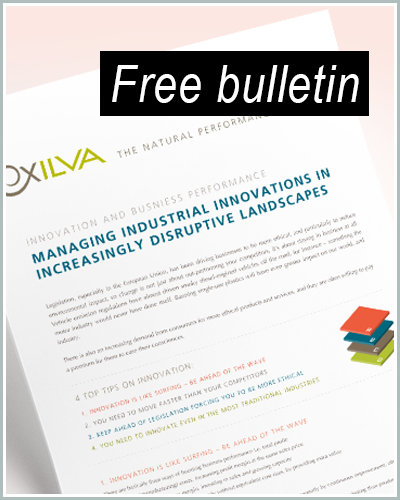 Download our bulletin on Industrial Innovation