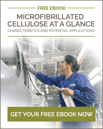 Boregaard_Exilva_ebook_Microfibrillated Cellulose at a glance