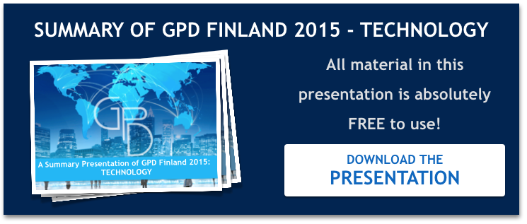GDP Finland Technology