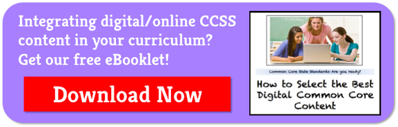 CCSS Content eBooklet download link