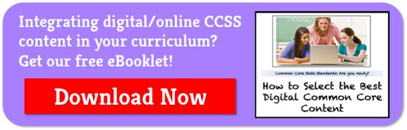 CCSS Content eBooklet download link