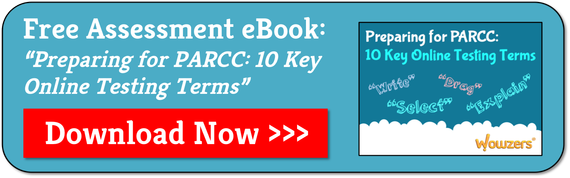 Click here to download the Wowzers PARCC Online Testing Terms eBook
