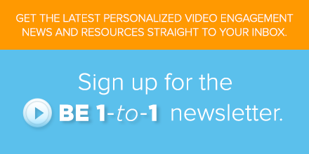 Subscribe to the Be 1-to-1 newsletter.