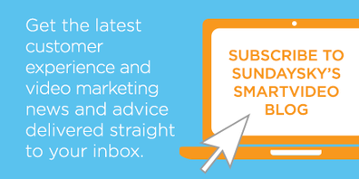 Subscribe to SundaySky's SmartVideo Blog