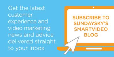 Subscribe to SundaySky's SmartVideo Blog