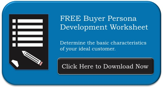 FREE  Buyer Persona Development  Worksheet