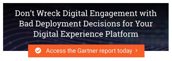 Click to access the Gartner report today