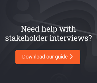 Acro Media stakeholder interview guide - free download