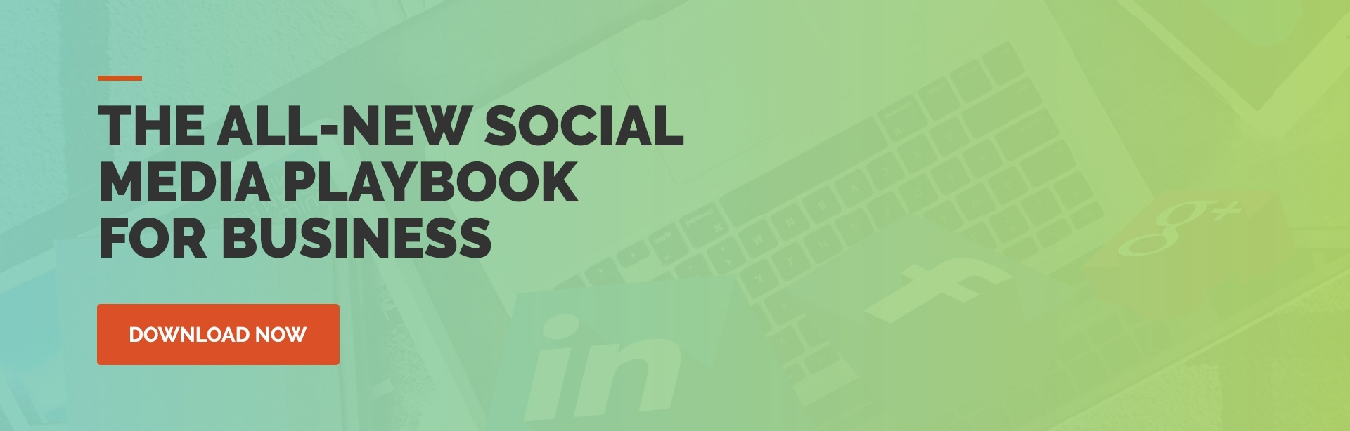 Download the All New Social Media Playbook for Business