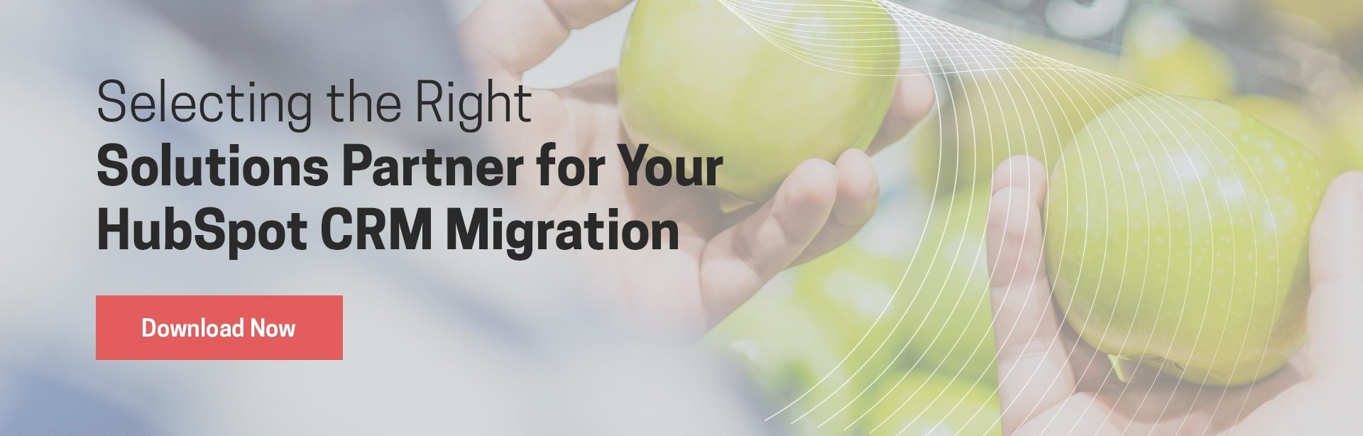 Selecting the right solution partner for your HubSpot CRM migration