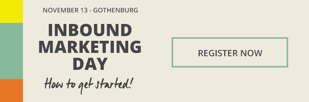 Register for Inbound Marketing Day!